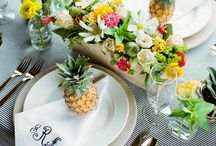 WEDDING - Kate Spade meets Key West