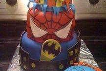 Birthday cake ideas / Cakes