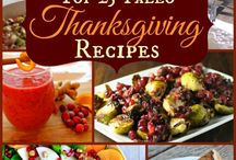 Holiday recipes / You don't have to miss out on delicious holiday foods while eating healthy!