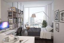 Residential / by Rakks Shelving