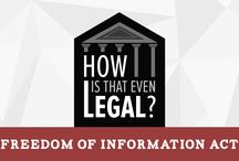 """How Is That Even Legal? / Baffled by the law? """"On How Is That Even Legal?"""", we explain the intricacies of complex legal concepts in a way that anyone can understand."""