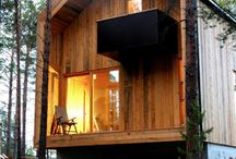 small homes / by Adele Amor-Travis