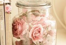 Lovely Glass Jars