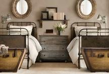 boys bedroom / by Tracey Jones