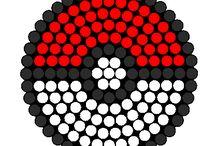 Pattern Perler bead