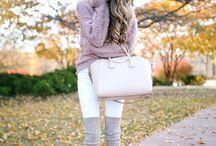 Moda cu inspiratie toamna -iarna....