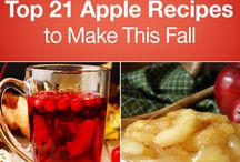 Apple Recipe Colletions