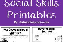 Social skilling