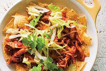 buena comida de méxico / delicious recipes from south of the border...  / by Lynn Marie Richardson