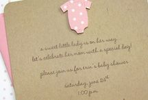 Baby Shower / by Taylor Salvato