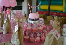 Barbie Party  / My daughter's 3rd birthday