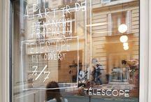 Cafe telescope paris