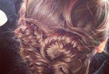 Hair Obsessions / Inspiring hair styles