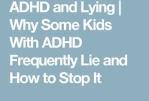 ADHD issues
