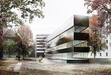 architecture / schools