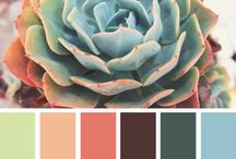Color combos / by Carrie Nolen