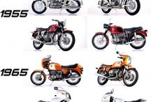 BMW Motorcycles Evolution Since 1923 Animated Timeline