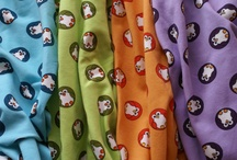 látky Fabrics