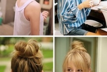 Hair Inspiration  / by Emily Head
