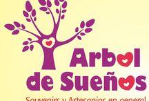 TALLER ARBOL DE SUEÑOS / SOUVENIRS EN PORCELANA FRIA