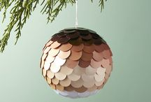 Trending Rose Gold Christmas Decorations 2017
