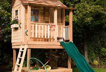 dětské domky,terasy