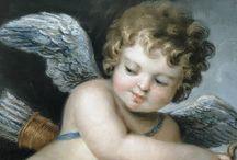 cherubs / by Jackie Peterson