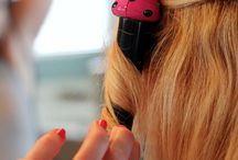 Sugar plumb how to curl your messy hair.