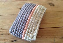 crochet clutch and purse