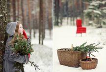 Yule / Christmas / by Sandra M