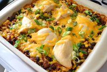 easy enchilada bake