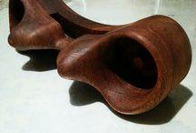 phone wood speaker