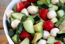 Salad Showcase