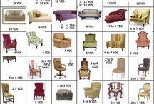 upholstery info