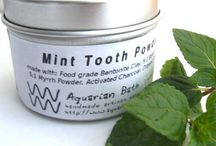 tooth care / by Patandray Stanphill