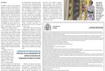 Apariciones en Prensa - Silicon Alley Madrid / Recopilación de noticias sobre Silicon Alley Madrid http://www.siliconalleymadrid.com/index.php/prensa