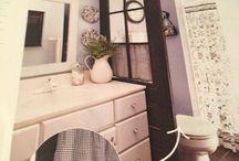 Antiqued, Rustic, Refurbished, Vintage, Renewed / Repurposing furniture, Vintage, Antiques / by Sharmel Hegge