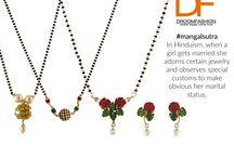 Nisa Pearls - Mangalsutras / Wear the most elegant and the newest styles of #mangalsutra . Get the most unbelievable offers right here, right now.