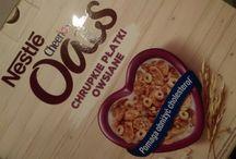 Kampania Nestle Cheerios Oats