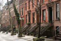 Homes in Brooklyn / Brooklyn Homes. Brooklyn Houses. Brownstone in Brooklyn. I Love Brooklyn