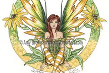 Favorite Artists_ Amy Brown