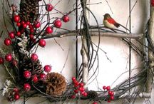 Wreaths & Swags / by Susan McCarron