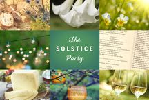 Solstice Celebrations / Celebrations and plans for the Summer and Winter Solstices