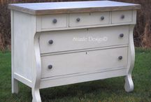 Vintage Empire Dresser - I will continue to search forever!!!