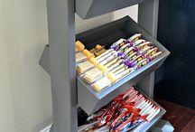 Fruit rack