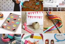 Crafty ideas / Washi tape