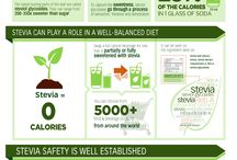 About Stevia / In-depth information about Stevia. This board includes infographics and links.
