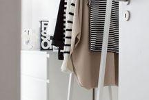 Home interior: wardrobe