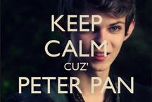 unce upon a time peter pan