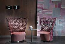 LadyB / NUOVA poltrona LadyB, design Franco Poli NEW LadyB Armchair, design Franco Poli